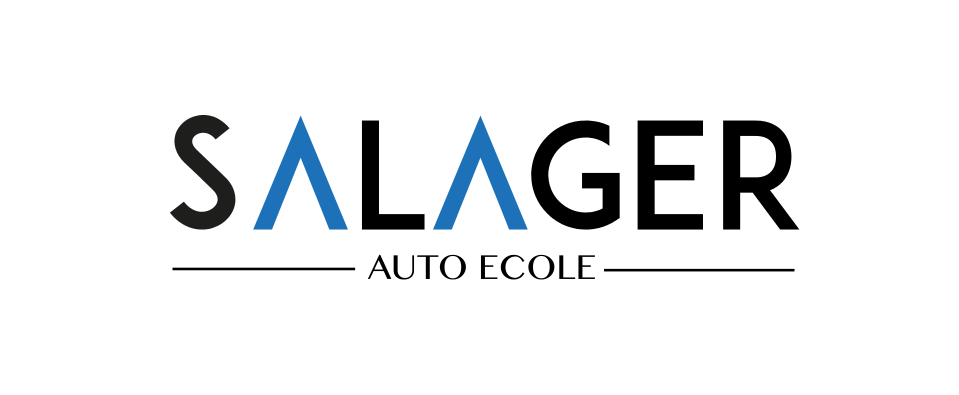 Auto-ecole Salager Logo